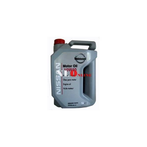 Nissan 10w40 env o gratis 10l for Which motor oil is thicker