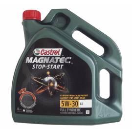 Castrol Magnatec 5W30 A5 4L - 27.50 €