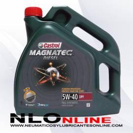 Castrol Magnatec Diesel 5W40 DPF 4L - 24.95 €