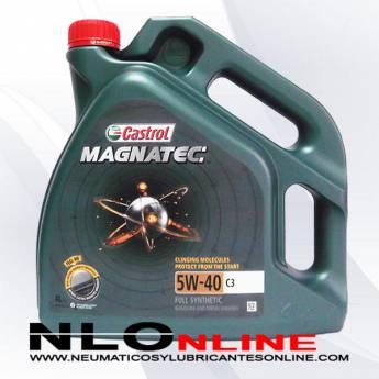 Castrol Magnatec 5W40 C3 4L - 24.50 €