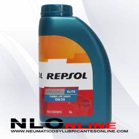 Repsol Elite Turbo Life 0W30 506.01 1L - 11.95 €