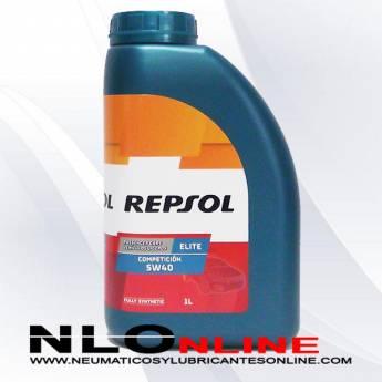 Repsol Elite Competición 5W40 1L - 8.75 €