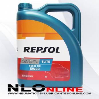 Repsol Elite TDI 5W40 505.01 5L - 20.50 €