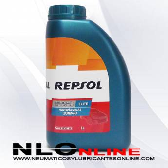 Repsol Elite Multiválvulas 10W40 1L - 8.85 €