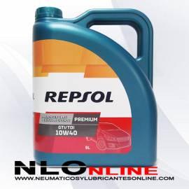 Repsol Premium GTI/TDI 10W40 5L - 19.50 €