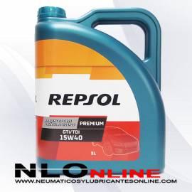 Repsol Premium GTI/TDI 15W40 5L - 19,90€
