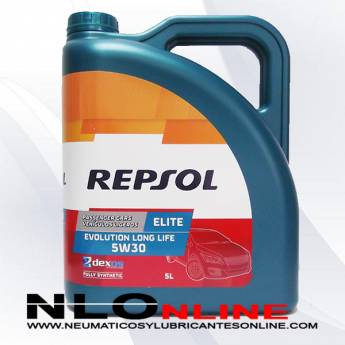 Repsol Elite Evolution Long Life 5W30 5L - 25.95 €