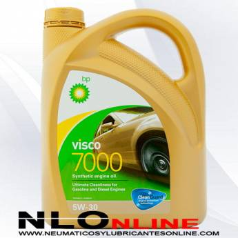 BP Visco 7000 5W30 4L - 26.95 €