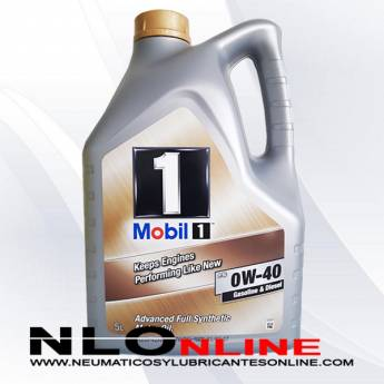 Mobil 1 FS 0W40 5L - 38.95 €
