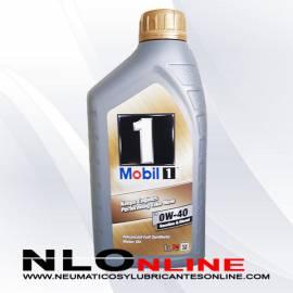 Mobil 1 FS 0W40 1L - 10.50 €