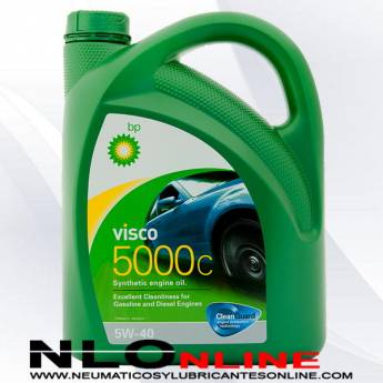 BP Visco 5000C 5W40 4L - 20.90 €