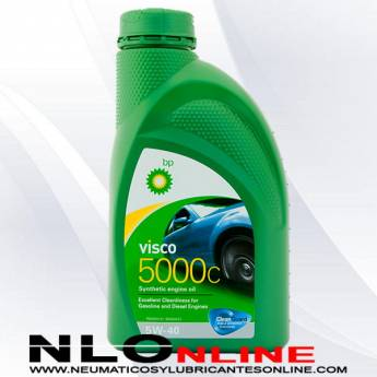 BP Visco 5000 C 5W40 1L - 8.25 €