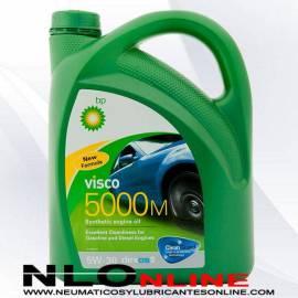 Aceite motor BP Visco 5000M 5W30 4L