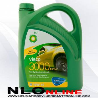 BP Visco 3000 10W40 5L - 20.50 €