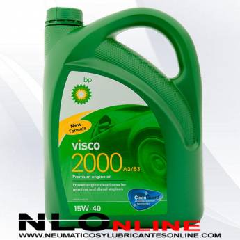 BP Visco 2000 15W40 5L - 21.95 €
