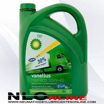 BP Vanellus Max Eco 10W40 5L  - 24.50 €