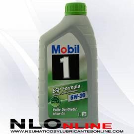 Aceite motor Mobil 1 ESP Formula 5W30 1L