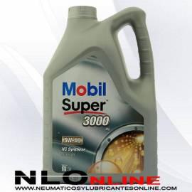 Aceite motor Mobil Super 3000 X1 5W40 5L