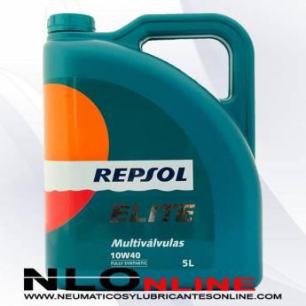 Repsol Elite Multiválvulas 10W40 5L - 21.75 €