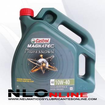 Castrol Magnatec Professional 10W40 A3 4L - 19.95 €