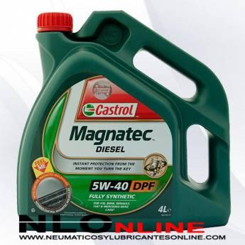 Castrol Magnatec Diesel 5W40 DPF 4L - 24.50 €