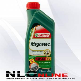 Castrol Magnatec 5W40 C3 1L - 8.95 €