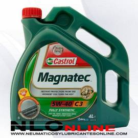 Castrol Magnatec 5W40 C3 4L - 25.95 €