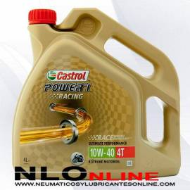 Castrol Power 1 Racing 4T 10W40 4L - 28.95 €