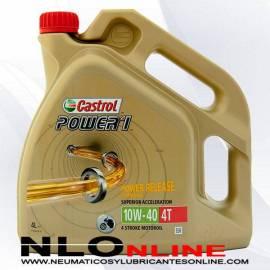 Castrol Power 1 10W40 4T 4L - 27,50 €
