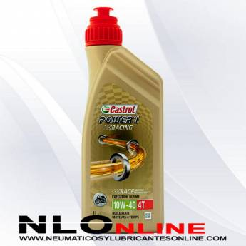 Castrol Power 1 Racing 4T 10W40 1L - 8.50 €
