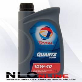 Aceite motor Total Quartz 7000 10W40 1L