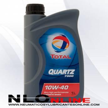 Total Quartz 7000 10W40 1L - 7.45 €