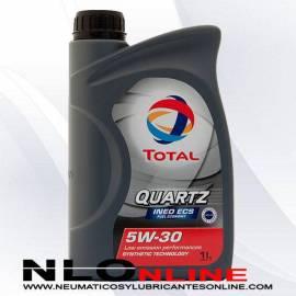 Aceite motor Total Quartz Ineo ECS 5W30 1L