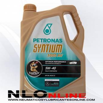 Petronas Syntium 3000 AV 5W40 5L - 21.90 €