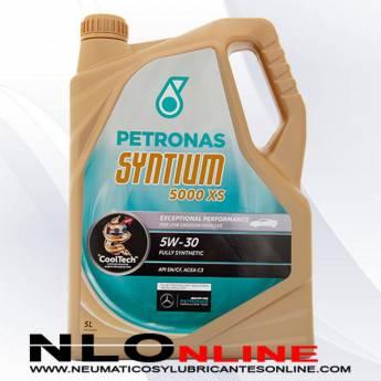 Petronas Syntium 5000 XS 5W30 5L - 26.75 €