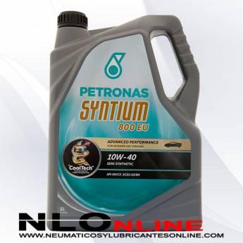 Petronas Syntium 800 EU 10W40 5L - 19.50 €