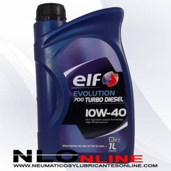 Elf Evolution 700 Turbo Diesel 10W40 1L - 7.95 €