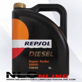 Repsol Super Turbo SHPD 15W40 5L - 21.50 €