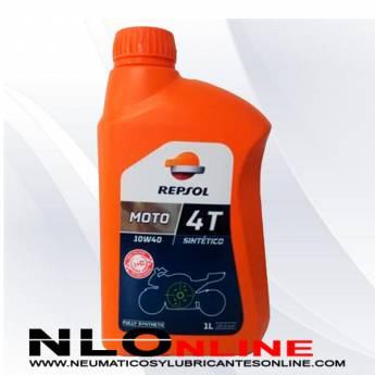 Repsol MOTO Sintético 4T 10W40 1L - 7,95€