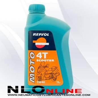 Repsol MOTO Scooter 4T 5W40 1L - 8.75 €