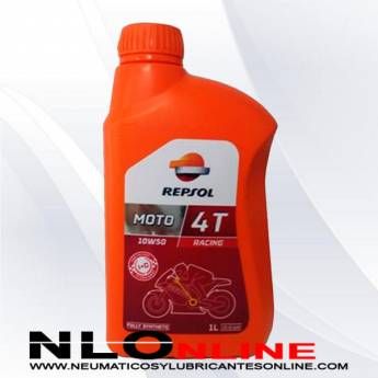 Repsol MOTO 4T Racing 10W50 1L - 8.95 €