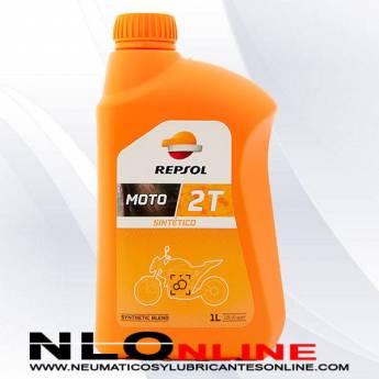 Repsol MOTO Sintético 2T 1L - 8.95 €