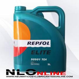 Repsol Elite TDI 5W40 505.01 5L- 24.50 €