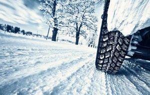 Si viajas por Europa, hazlo con neumático de invierno o te pueden multar…